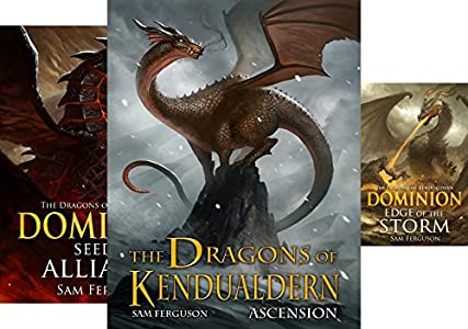 Amazon com: Ascension: The Dragons of Kendualdern eBook: Sam