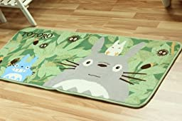 1 X Forest Soft Rug My Neighbor Totoro Mat 47*20 Inches