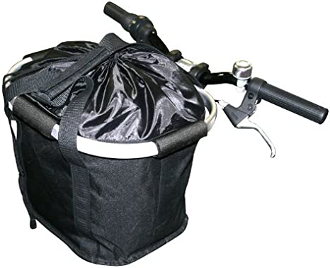 Ertedis 801501 bolsa para bicicletas y cesta - bolsas para ...