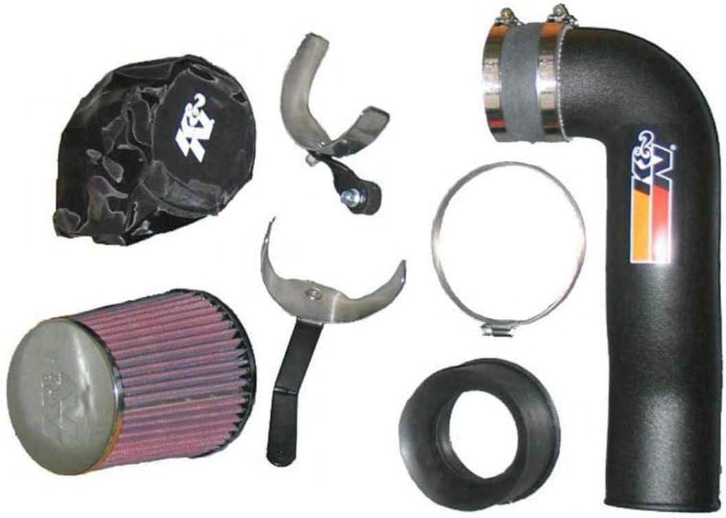 K&N Cold Air Intake Kit: High Performance, Guaranteed to Increase Horsepower: 50-State Legal: 2002-2006 ALFA ROMEO (156)57-0567