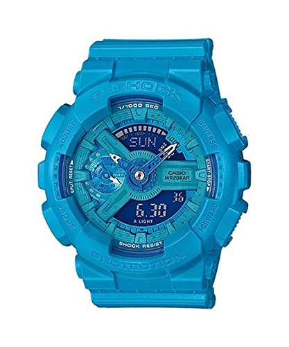 G-Shock GMAS-110VC Bright Vivid Series - Blue / One Size