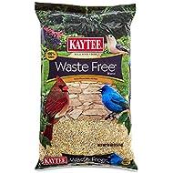 Kaytee Waste Free Bird Seed Blend, 10 Pound