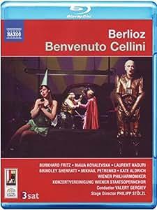 Berlioz - Benvenuto Cellini [Blu-ray] [Reino Unido]