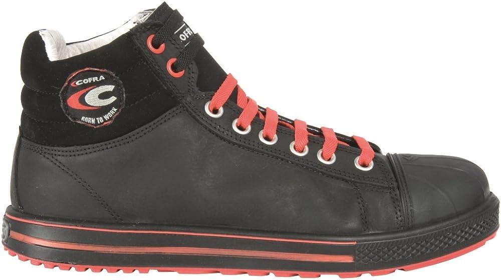 COFRA Sicherheitsschuh S3 SRC Conference Stiefel im modernen Sneakerlook