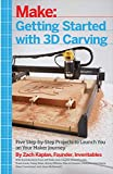 Getting Started with 3D Carving: Five Step-by-Step