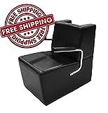 Salon Hair Dryer Chair BLACK EDISON Salon Barber Shop Beauty Salon Furniture & Equipment