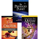 Privileged Planet / Unlocking the Mystery of Life / Case for a Creator 3-DVD Set