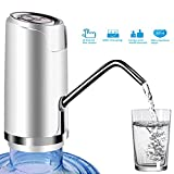 Electric Drinking Water Pump,Universal Gallon Bottle Water Pump Dispenser Switch