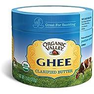 Organic Valley, Purity Farms Organic Ghee, Clarified Butter Oil (7.5 Ounces)
