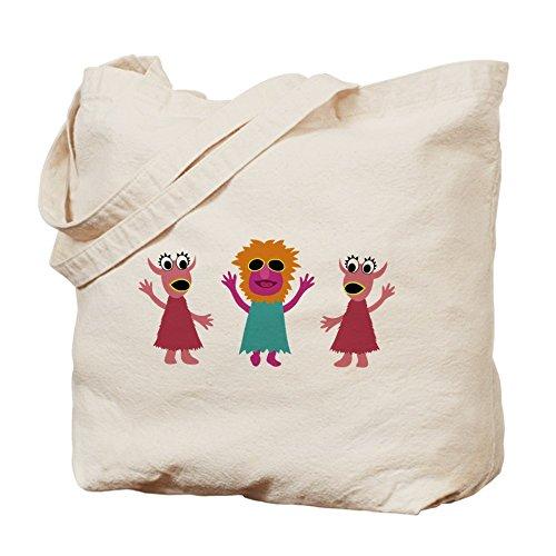 CafePress–Mahna Mahna–Gamuza de bolsa de lona bolsa, bolsa de la compra