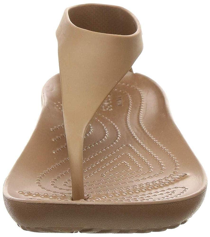 Crocs Sexi Flip Women Heels Sandals