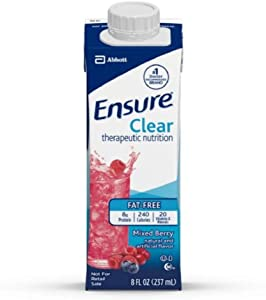 Ensure Clear™ Oral Supplement, Each of 1
