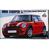 フジミ模型 リアルスポーツ No.43 NEW ミニクーパーS ジョンクーパーワークス