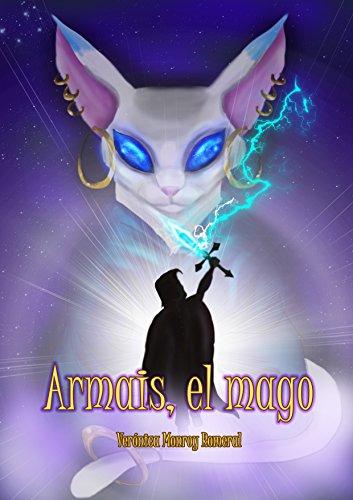 Portada del libro Armais, el mago de Verónica Monroy Romeral