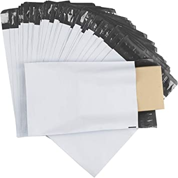 100 6/'/'x9/'/' Poly Mailers Envelopes Self Seal Plastic Bag Shipping Bags 6x9