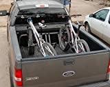 Truck Bed Bike Rack - Holds 2 Bikes
