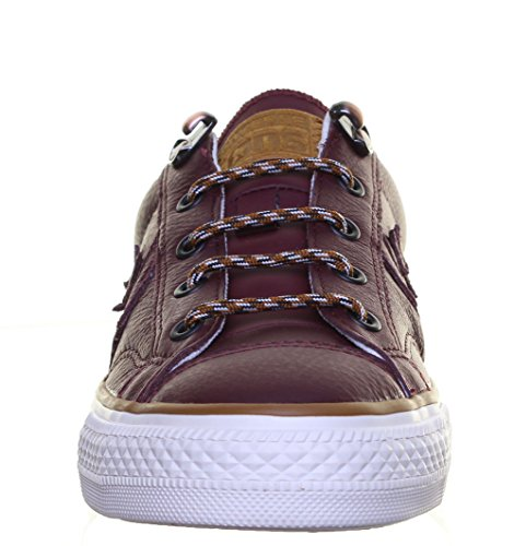 Converse Star Player. Sneaker deep bordeau