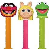 The Muppets Pez Dispenser mit zwei Refils (einzeln verkauft, nur ein Zeichen GELIEFERT AT ZUFÄLLIG)