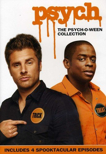 Psych: The Psych-O-Ween (Halloween Movies The Complete Collection)