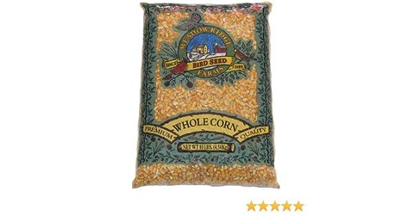 Jrk Seed & Turf Supply B112110 Shelled Corn, 10-Lbs  Food, Wildlife