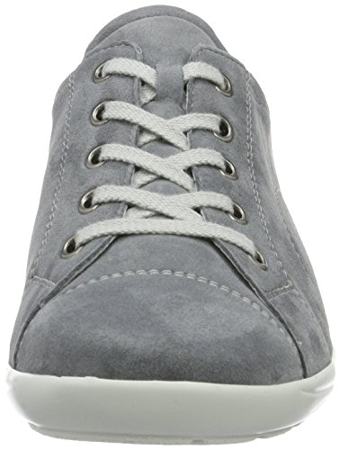 Semler Signore Peter Brogue Stringati Brogue Grigio (jeans)