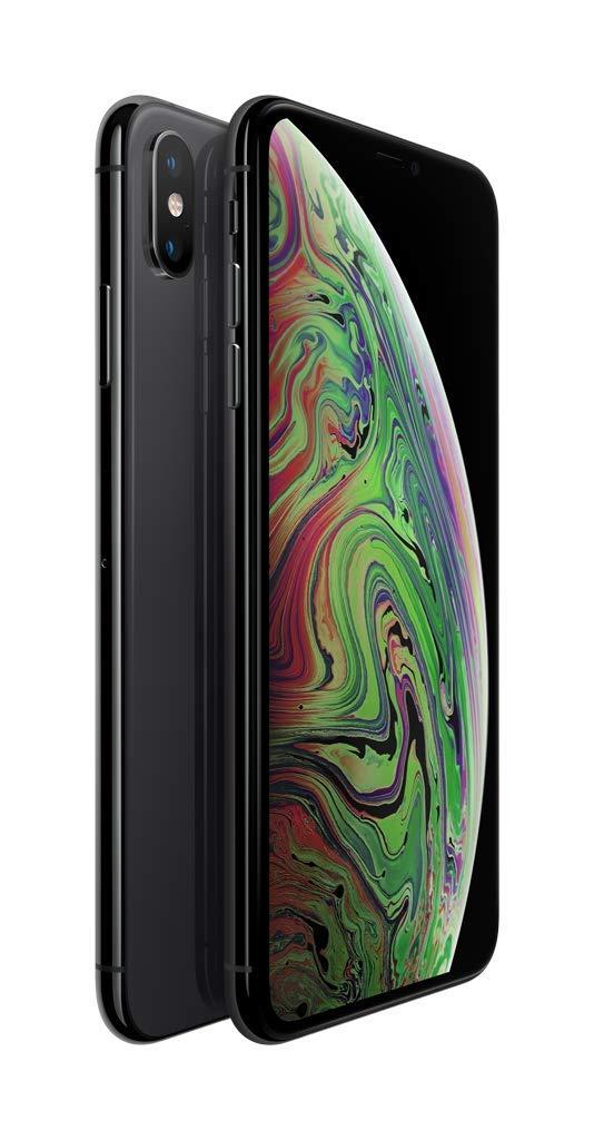 Apple iPhone XS Max 64Go - Gris Sidéral - Débloqué (Reconditionné)