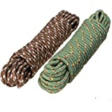 Clothes Nylon Braided Cotton Rope 20metre(02 pcs.)