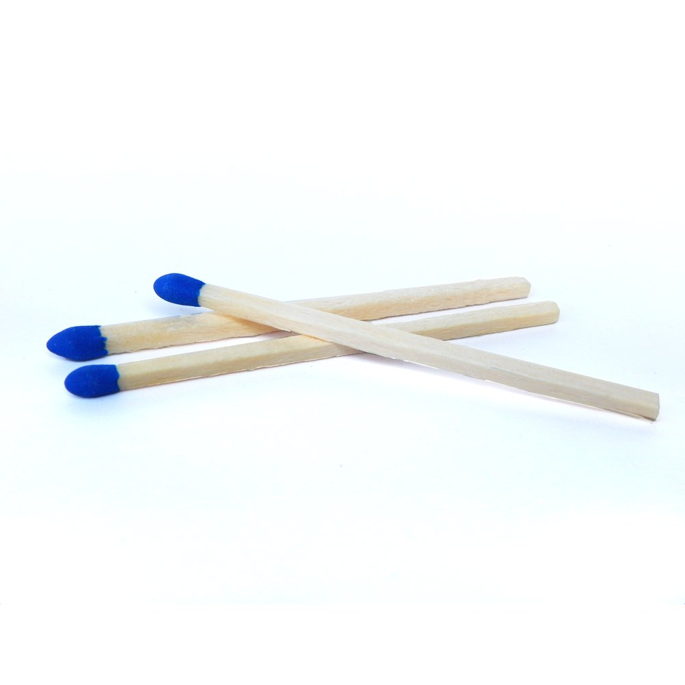 amazon com ohio blue tip matches 250ct box home u0026 kitchen