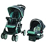 Graco Comfy Cruiser Click Connect Travel System with SnugRide Click Connect 30 - Boden, Grey
