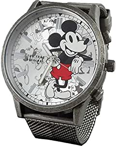 Disney Mickey Mouse Men's Metal Watch