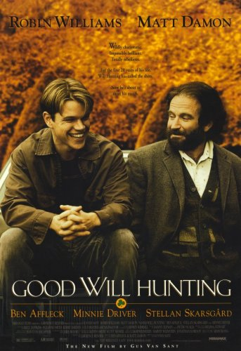 Pop Culture Graphics Good Will Hunting (1997) - 11 x 17 - Style A from Pop Culture Graphics