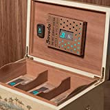 Boveda Smart Hygrometer for Humidors, Herbal