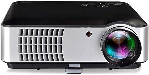 CZWNB Inicio LED Oficina proyector de Negocios HD 1080P Home ...