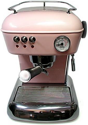 ascaso 6351500 C.o.c. Cafetera expreso Dream Color Rosa: Amazon.es ...