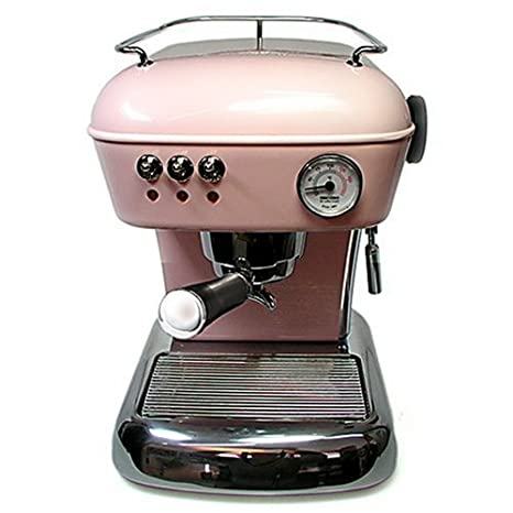 ascaso 6351500 C.o.c. Cafetera expreso Dream Color Rosa: Amazon.es: Hogar
