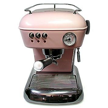 ascaso 6351500 C.o.c. Cafetera expreso Dream Color Rosa: Amazon.es: Hogar