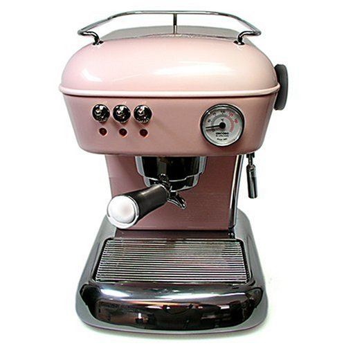 ascaso 6351500 C.o.c. Cafetera expreso Dream Color Rosa: Amazon.es ...