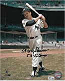 """Moose Skowron New York Yankees Autographed 8"""" x 10"""" Photograph with 5x WS Champs Inscription - Fanatics Authentic Certified"""