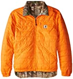 Product review for Carhartt Men's Big & Tall Woodsville Jacket