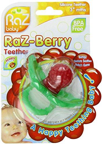 Razbaby RaZ-berry dentition, Rouge
