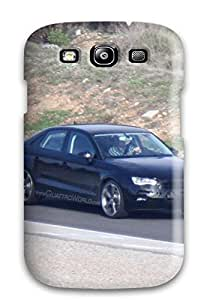 Flexible Tpu Back Case Cover For Galaxy S3 - Audi A3 36