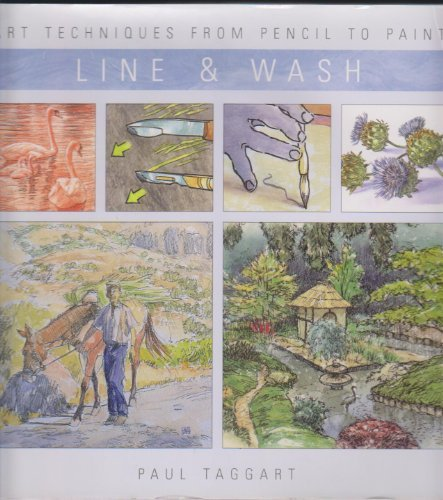 Download Line & Wash (Art Techniques from Pencil to Paint) PDF