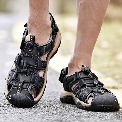 [JOYWAY] メンズさんだる スポーツさんだる メンズ サンダル スポーツ アウトドアサンダル サンダル ドライブ 本革 厚底 速乾 おしゃれ 歩きやすい 防臭