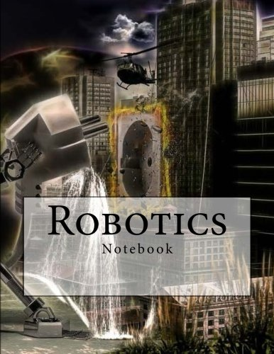 Download Robotics Notebook: Notebook with 150 lined pages ebook