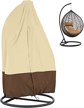 Hanging Swing Egg Chair Cover Waterproof Outdoor Garden Furniture Protector Hot