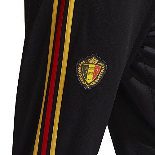 528854383 Belgium Polyester Training Pants 2018   2019 - Black Gold ...