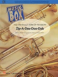 Zip-A-Dee-Doo-Dah opt. drum set