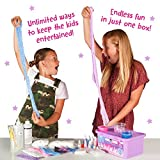 Unicorn Slime Kit Supplies Stuff for Girls Making Slime [Everything in ONE Box] Kids can Make Unicorn, Glitter, Fluffy Cloud, Floam Slime Putty. Package Includes Glue and Full Science Instructions