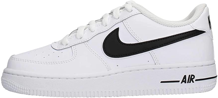 Nike Air Force 1 3 (GS), Scarpe da Basket Bambino
