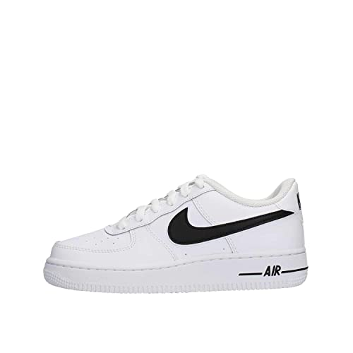 entire collection incredible prices the best attitude Nike Air Force 1-3 (GS), Chaussures de Basketball garçon